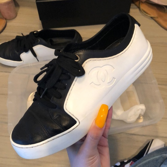 CHANEL Shoes | Chanel Sneakers Cruise